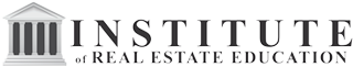 Institute of Real Estate Education Logo